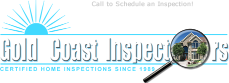 Gold Coast Inspectors, home inspections in Los Angeles County, Ventura County, and Santa Barbara County